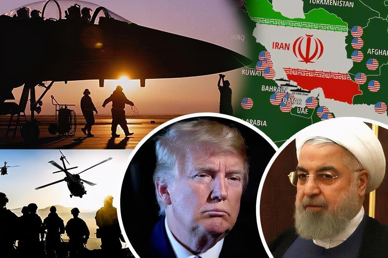 """美航母被隐身轰炸机瞄准,伊朗""""大招""""首次露面,性能已超过俄军"""