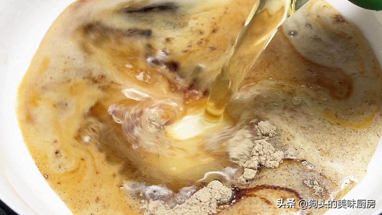 鸡腿最入味的做法,比油炸健康,比红烧的香,好吃到舔盘 美食做法 第10张