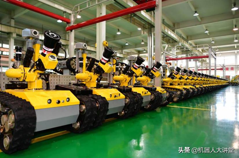 中信重工如何看待特种机器人行业的新发展和挑战?