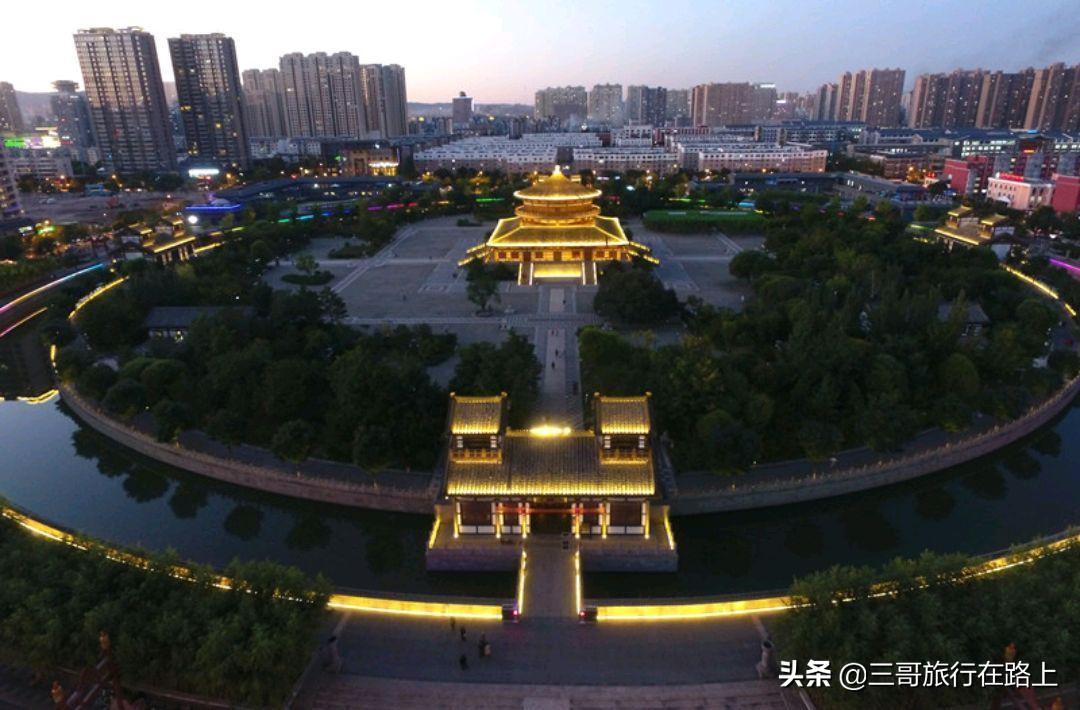 山西大同有一座明堂!被誉为大同小天坛!唯一北魏文化遗址!