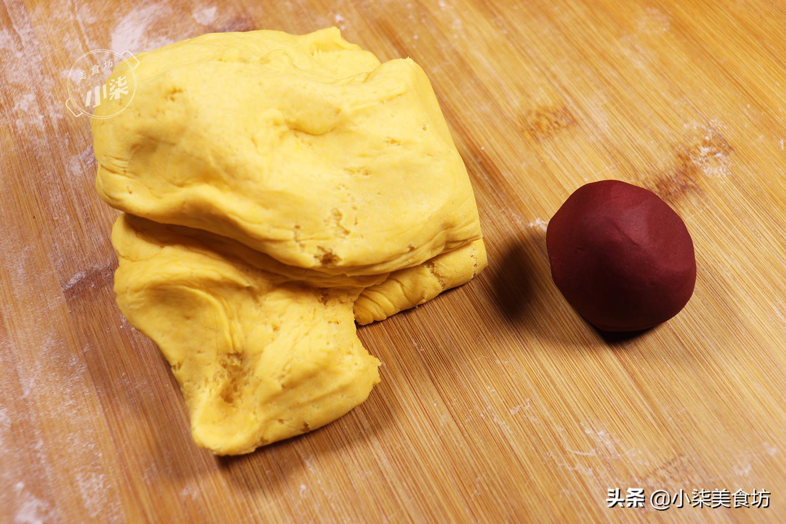 黃金福袋做法來了,學會過年蒸一鍋,好看又好吃,寓意平安富貴