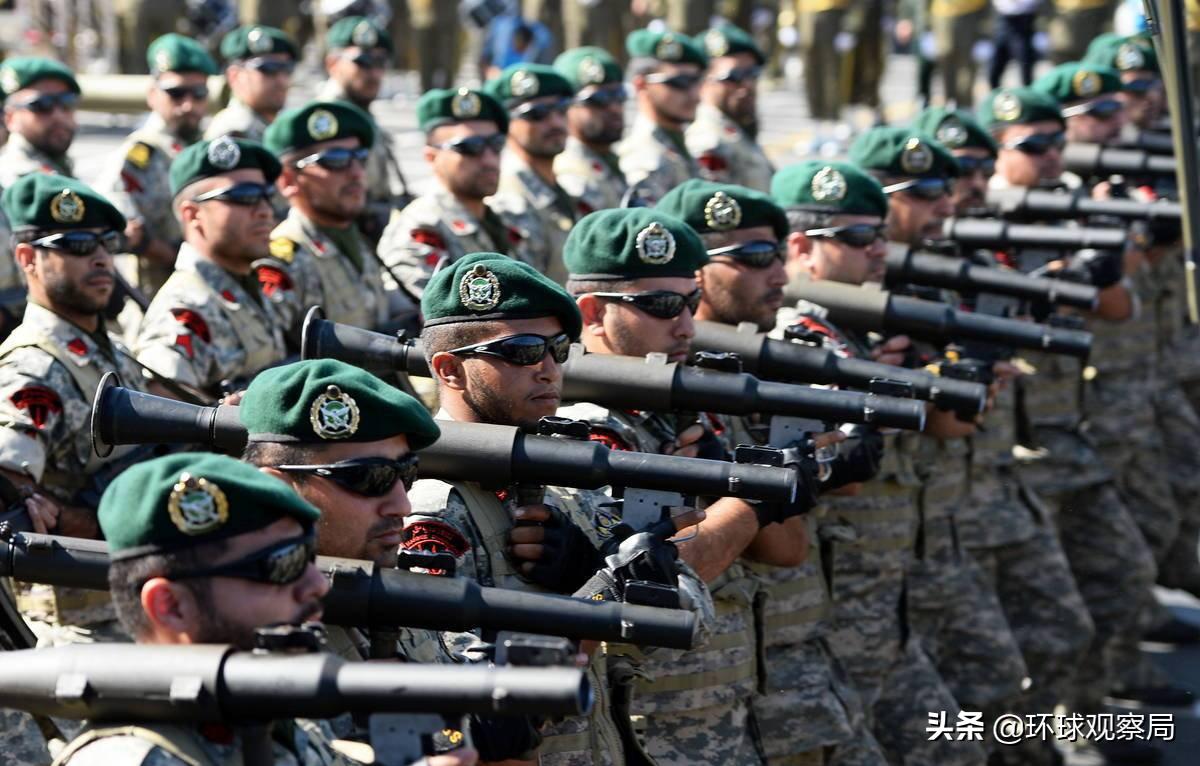 """最后时刻,伊朗""""借中国""""敲打美军:曝光地下军火库,信息量很大"""