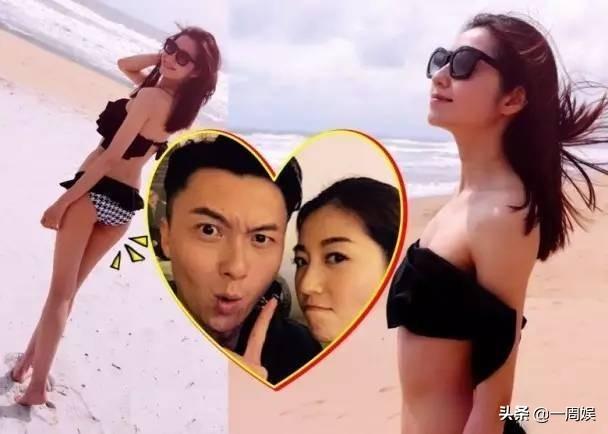 真的离了?王浩信荣获TVB视帝,妻子陈自瑶的表情耐人寻味