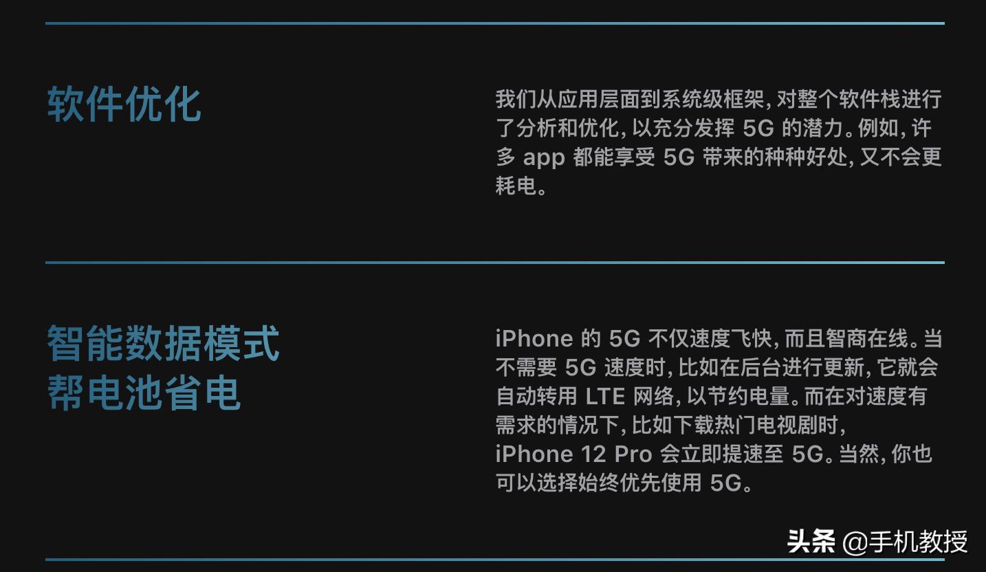 iPhone 12新机总结:两大亮点三大槽点,5499元起