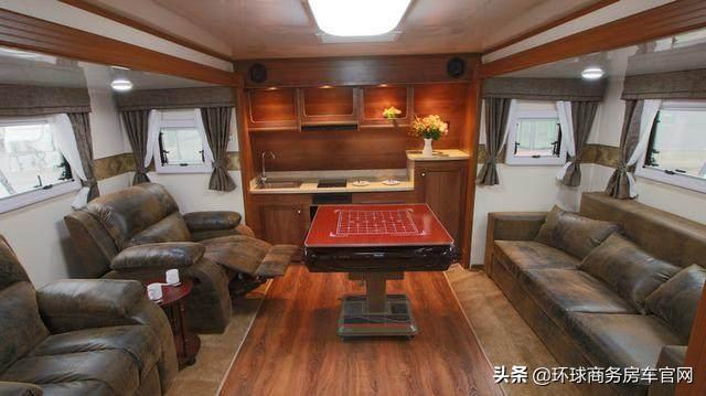 营地类型与规划要点,多功能房车如何选择搭配?