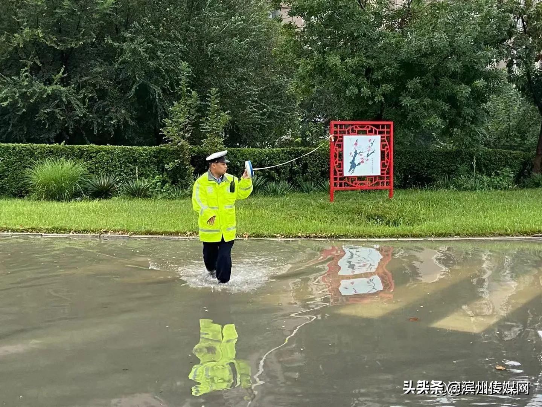 提醒!滨州城区部分路口、路段临时交通管制