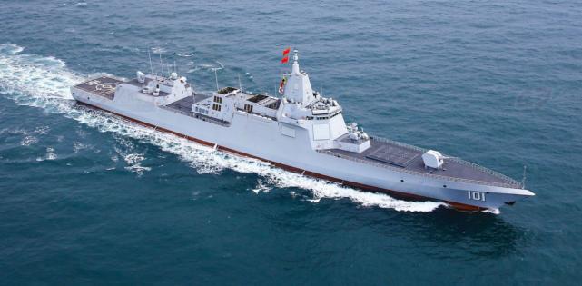 外媒称中国第八艘055驱逐舰下水:火力是052D两倍,应该叫巡洋舰 原创 环球时报新媒体 2020-09-01 11:20:53 据美国《DEFPOST》网站8月30日报道,中国第八艘055驱逐舰于近