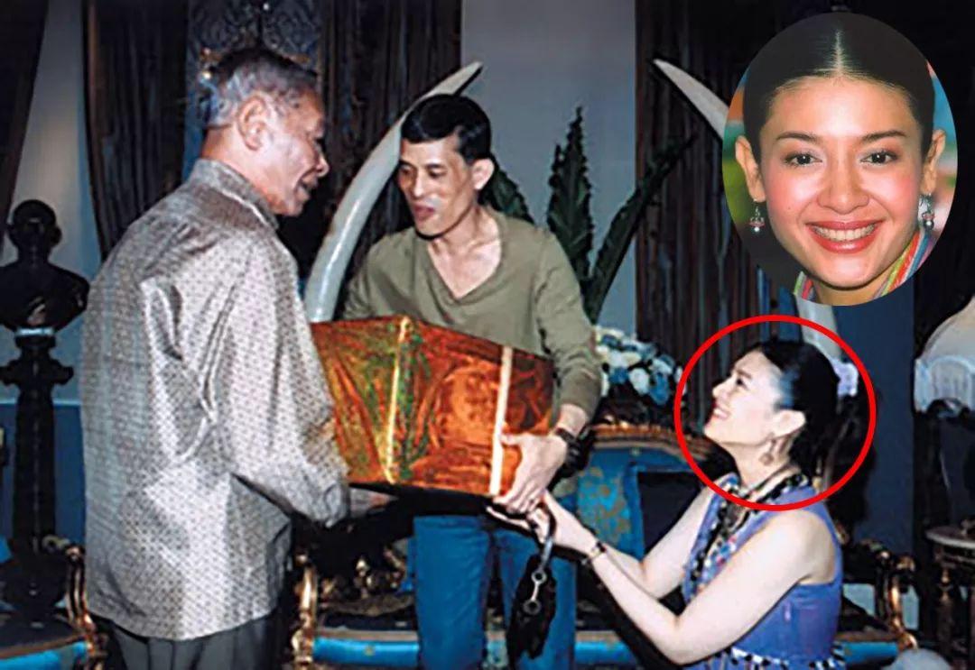 33岁西拉米卑微入骨!怀孕跪着服侍泰王,生子后坐轮椅泪流满脸