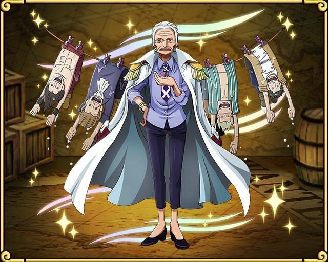 海賊王:出身於北海的6大能力者,其中4位都是海軍中的高手