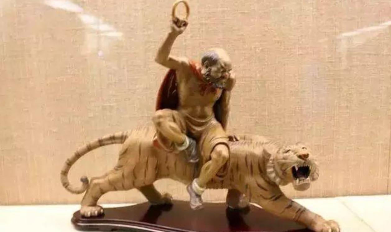 罗汉金身,十八罗汉的排序和前世特征