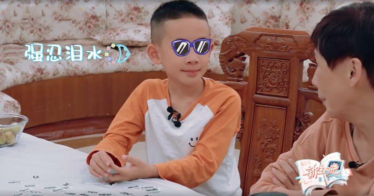 應采兒透露Jasper轉學到香港,希望他考上清華北大或耶魯