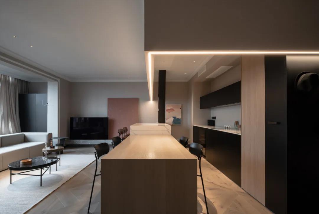 头次见这么有品味的家,237㎡气质大宅,一进门就喜欢上了,晒晒