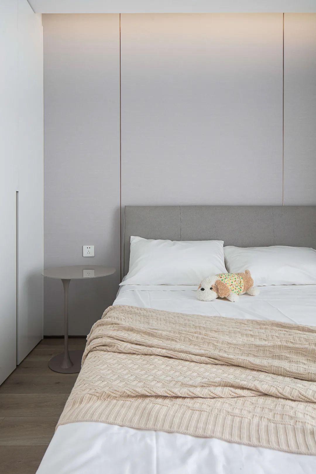 裸墙的自然肌理,归于至简的格调家居