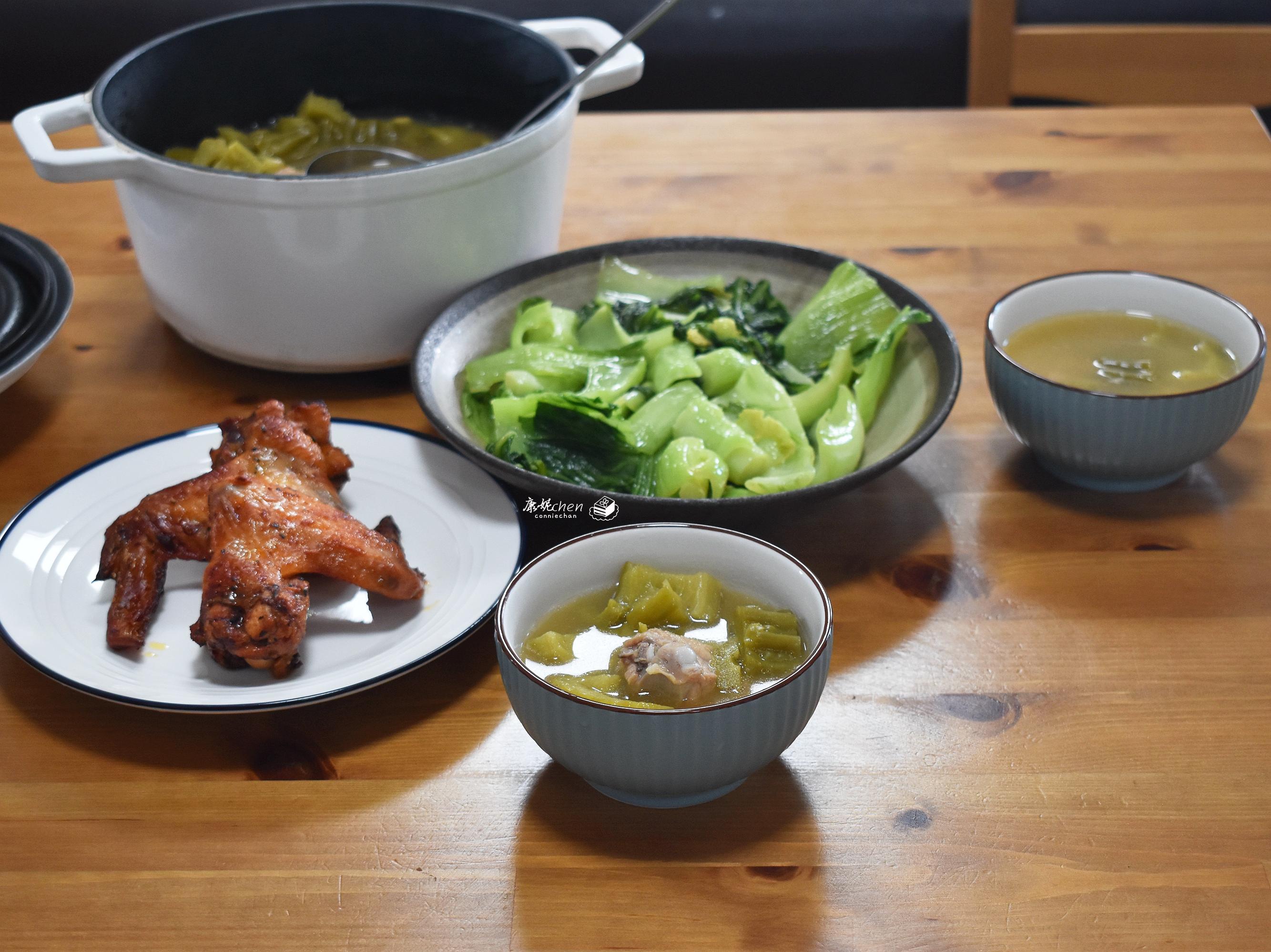晒我家一周晚餐,顿顿有汤水荤素巧搭配 晚餐 第5张