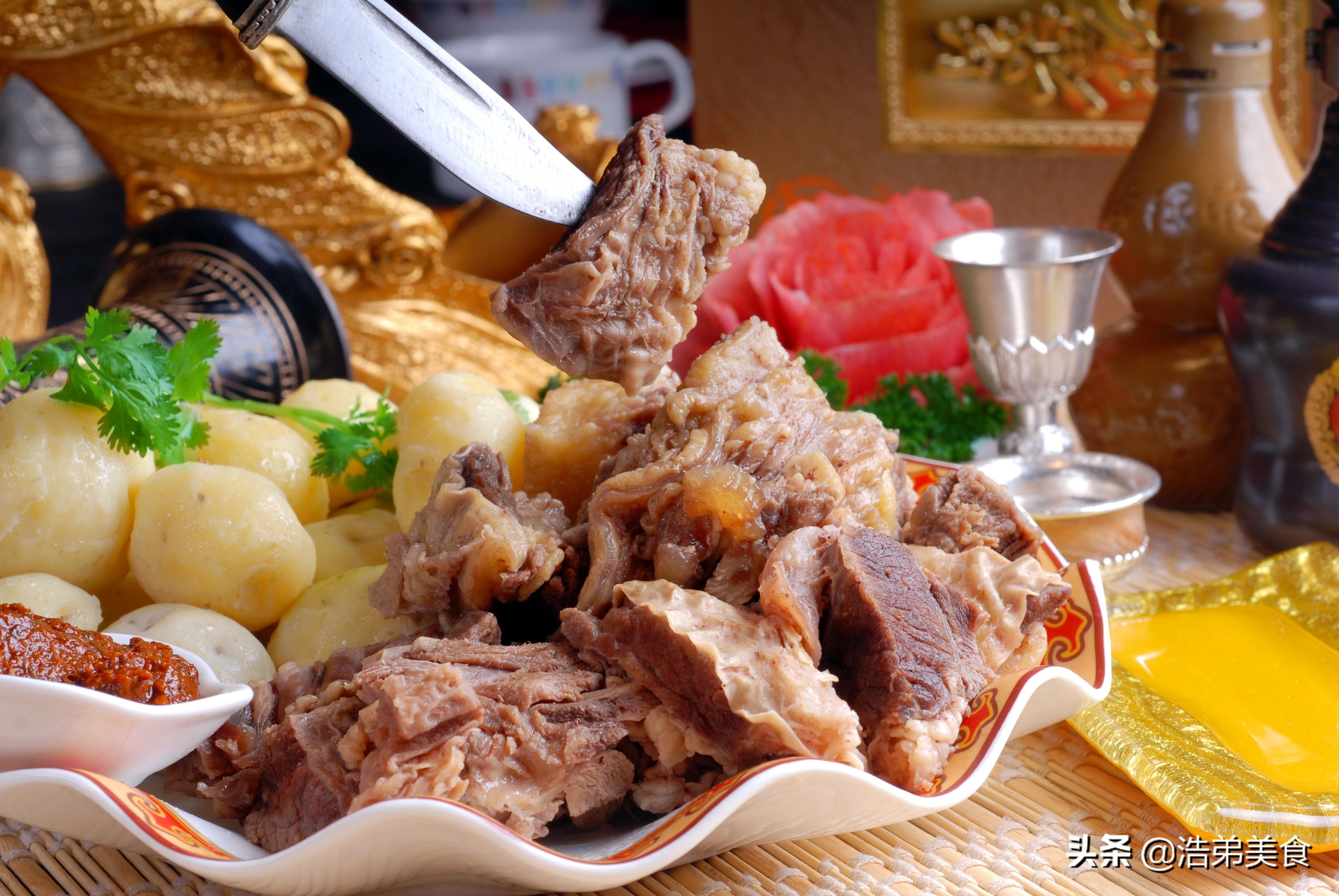 """厨师长分享:""""粤菜100道"""",其中还有10大广东名菜 粤菜菜谱 第93张"""