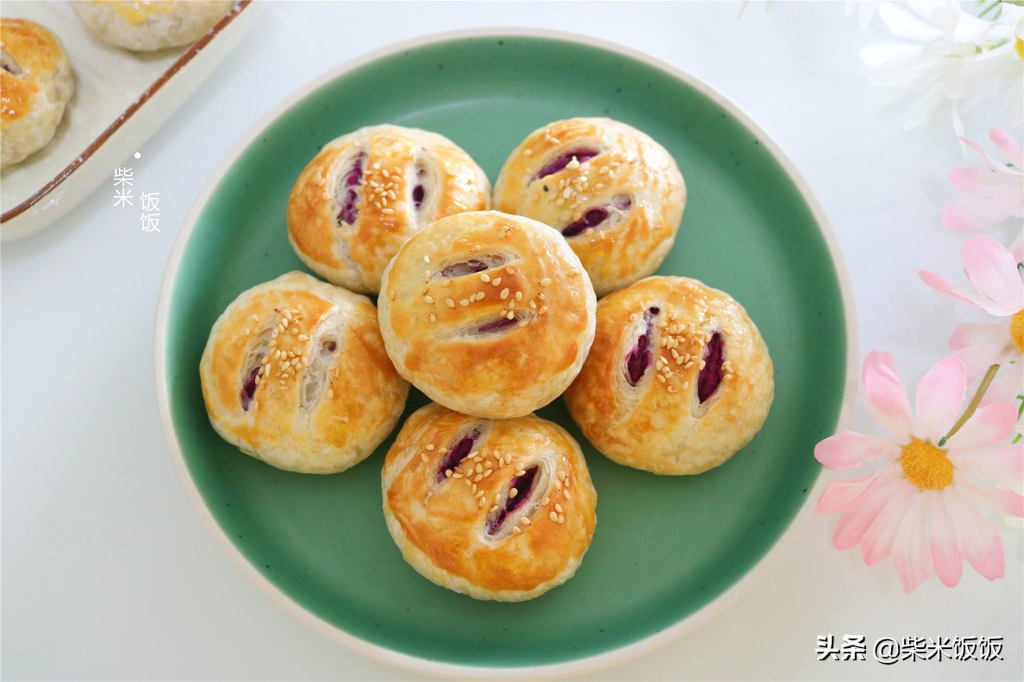 這款懶人小餅要試試,不用揉麵,做法簡單,香酥好吃孩子喜歡