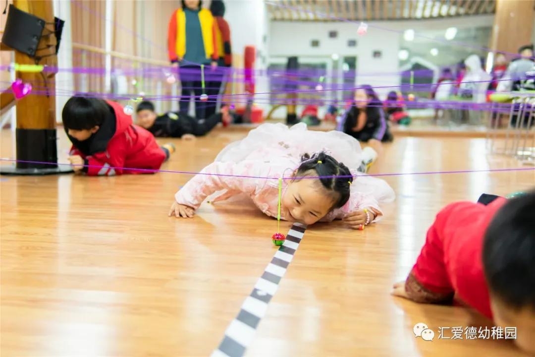 汇爱德幼稚园丨元旦活动:这里,年味儿正浓