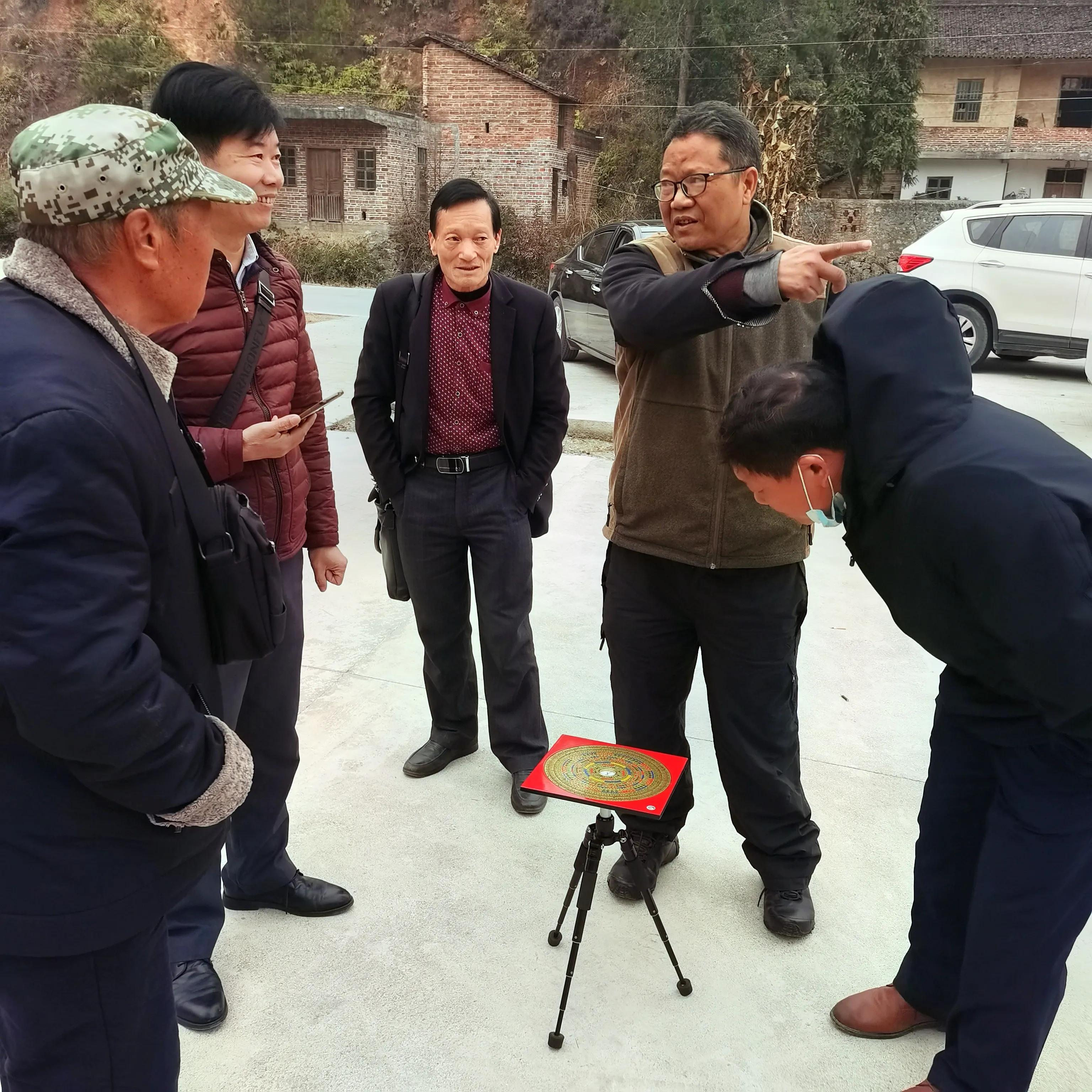 新年伊始,走进于都风水大师刘江东故乡,追忆先贤,寻访古迹