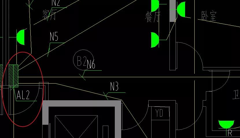 建筑电气配电箱系统图还不会看?水电安装必学识图教程
