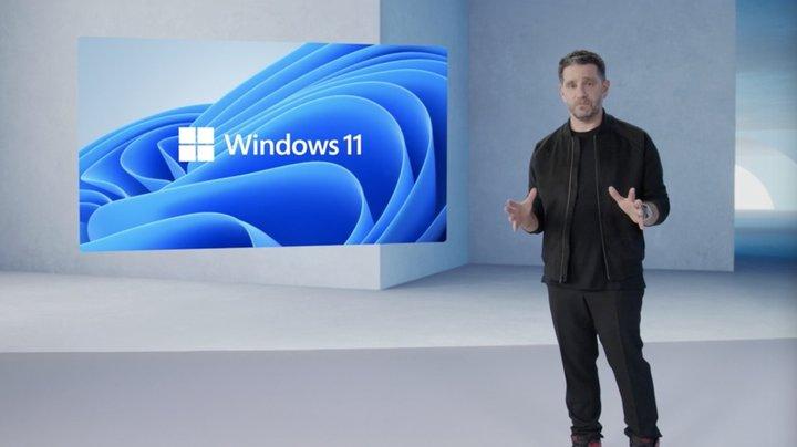 微软 Win11 操作系统正式发布