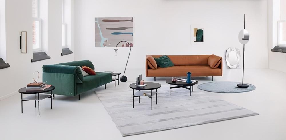 Rolf Benz ALMA丨一款时髦与经典的「融合之作」