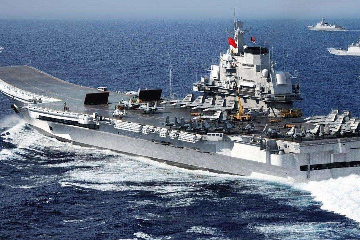 美军事专家:只要中国愿在划定海域内交战,美国海军一定大获全胜