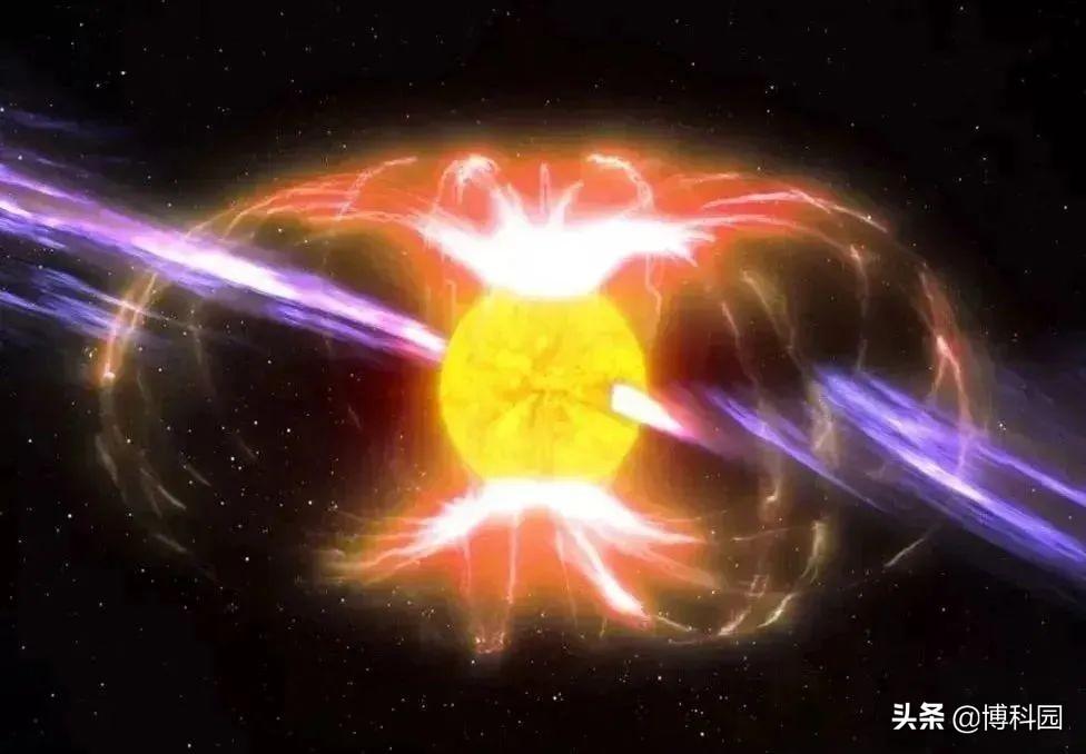 发现已知宇宙,最年轻的中子星,只有240岁,密度仅次于黑洞