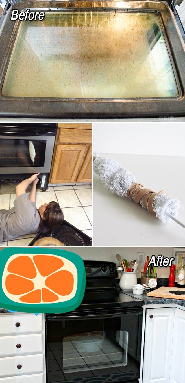清洁小技巧,不到半天家里收拾得干净整洁 清洁小技巧 第7张