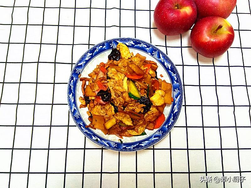 这是道传统鲁菜,淄博这样做,真香 鲁菜 第8张