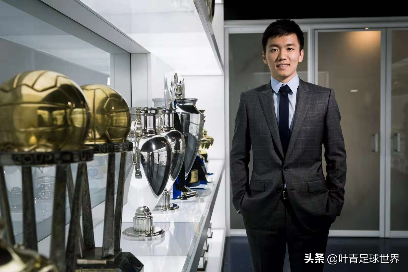 29岁的中国青年,被全世界国米球迷表白!苦等10年一夜圆梦