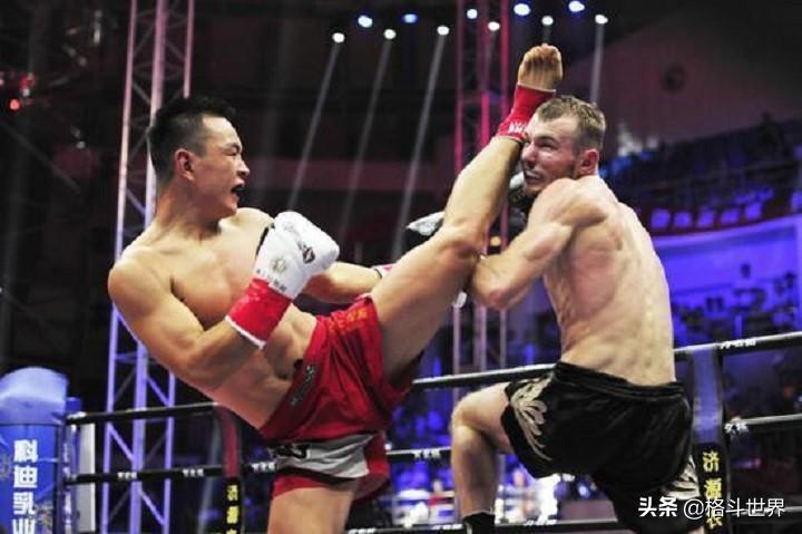 2020年中国搏击第5期TOP排名榜