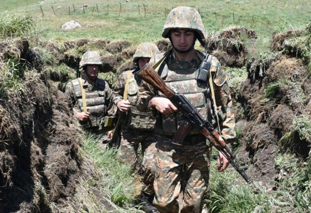 中国式连环伏击战:亚美尼亚机枪猛烈侧射,阿塞拜疆步兵纵队团灭