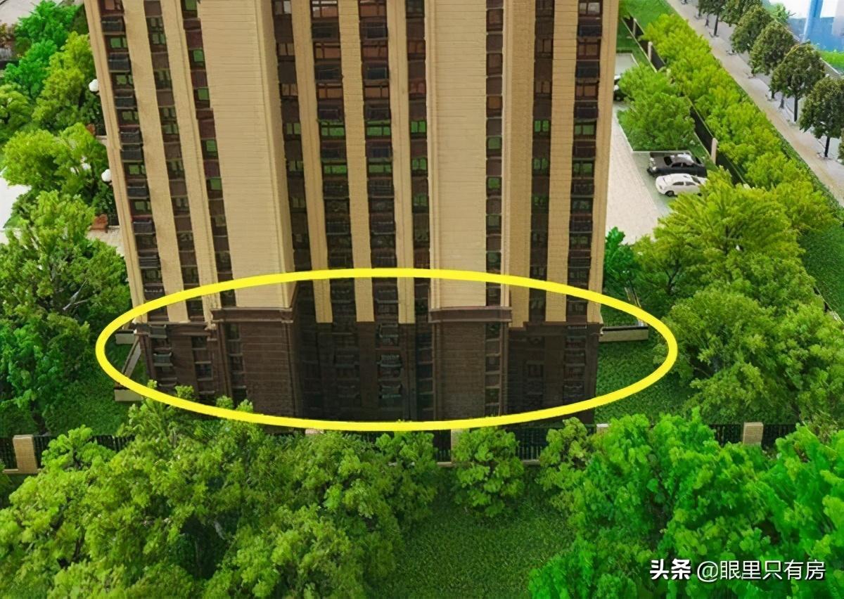 购房小白都知道不能买这5个楼层的房子,公摊面积太高了