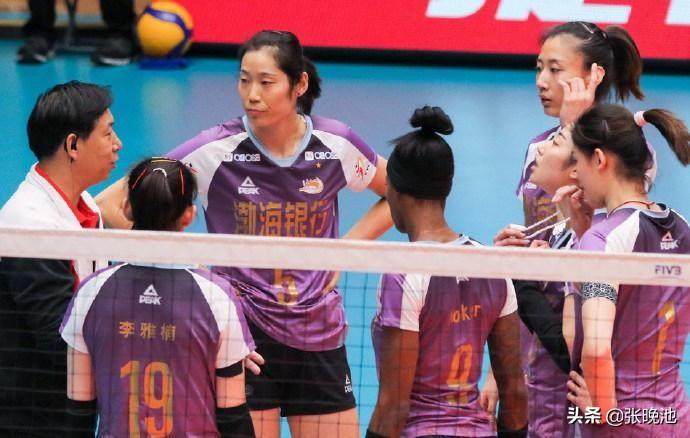今日!女排联赛战4场 CCTV5直播朱婷率天津PK上海!6队或者排名判断