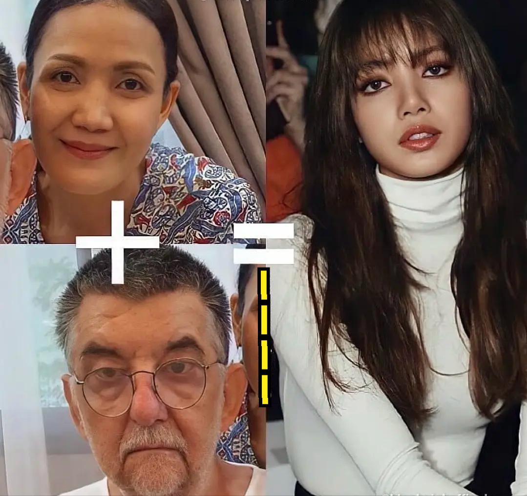 BLACKPINK父母照片曝光:Jennie最像妈妈,智秀爸爸长相平凡