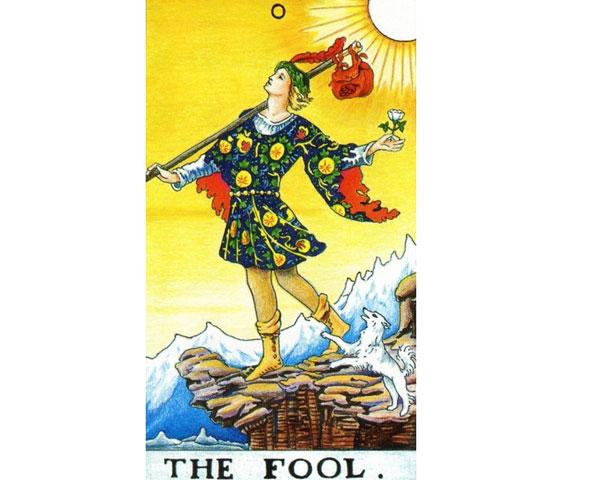 为什么塔罗牌中愚人最厉害,韦特塔罗-愚人 0号万能牌