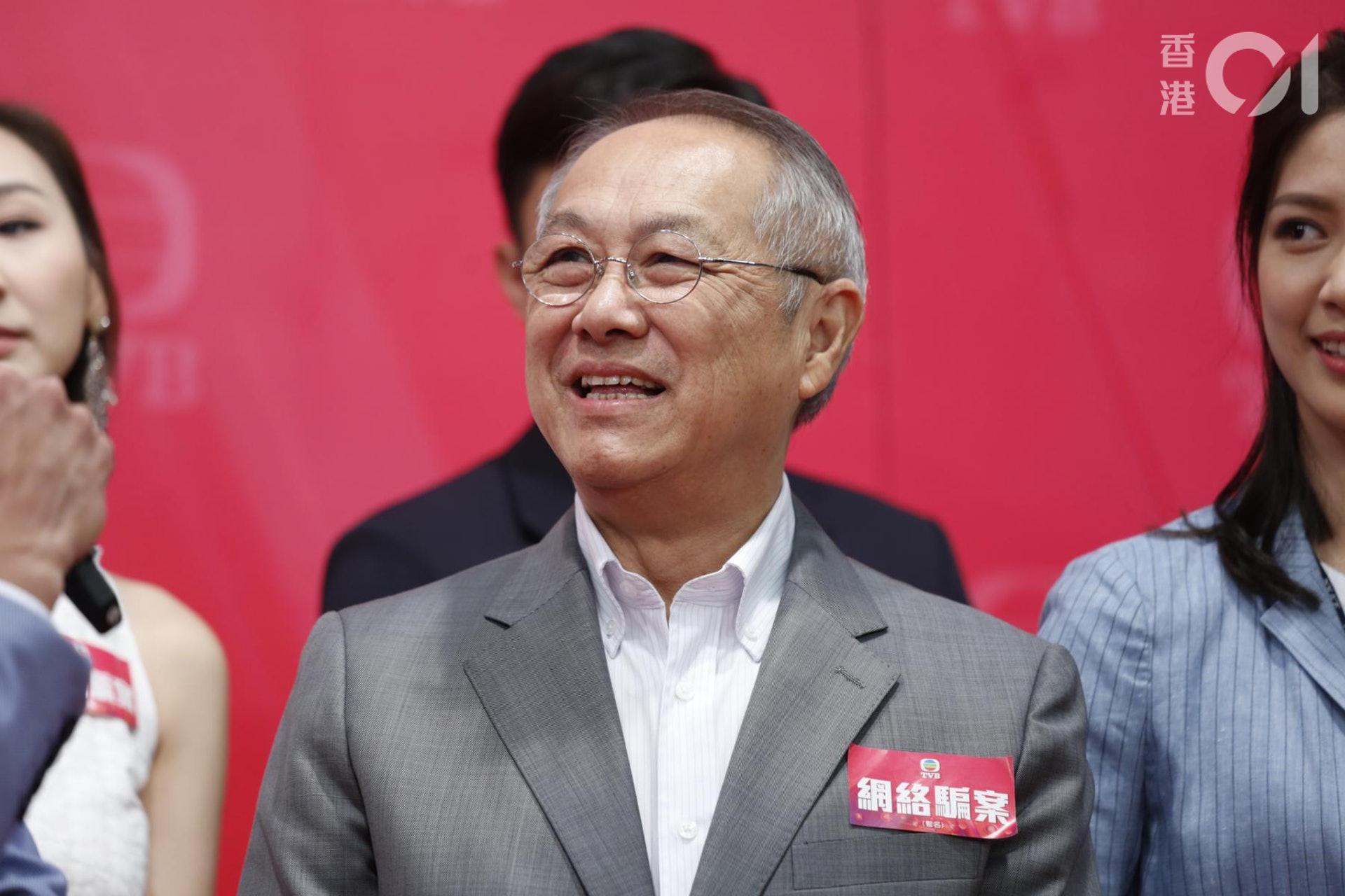 细数今年TVB离巢艺人,欧阳震华不续约,多位老戏骨离巢感可惜