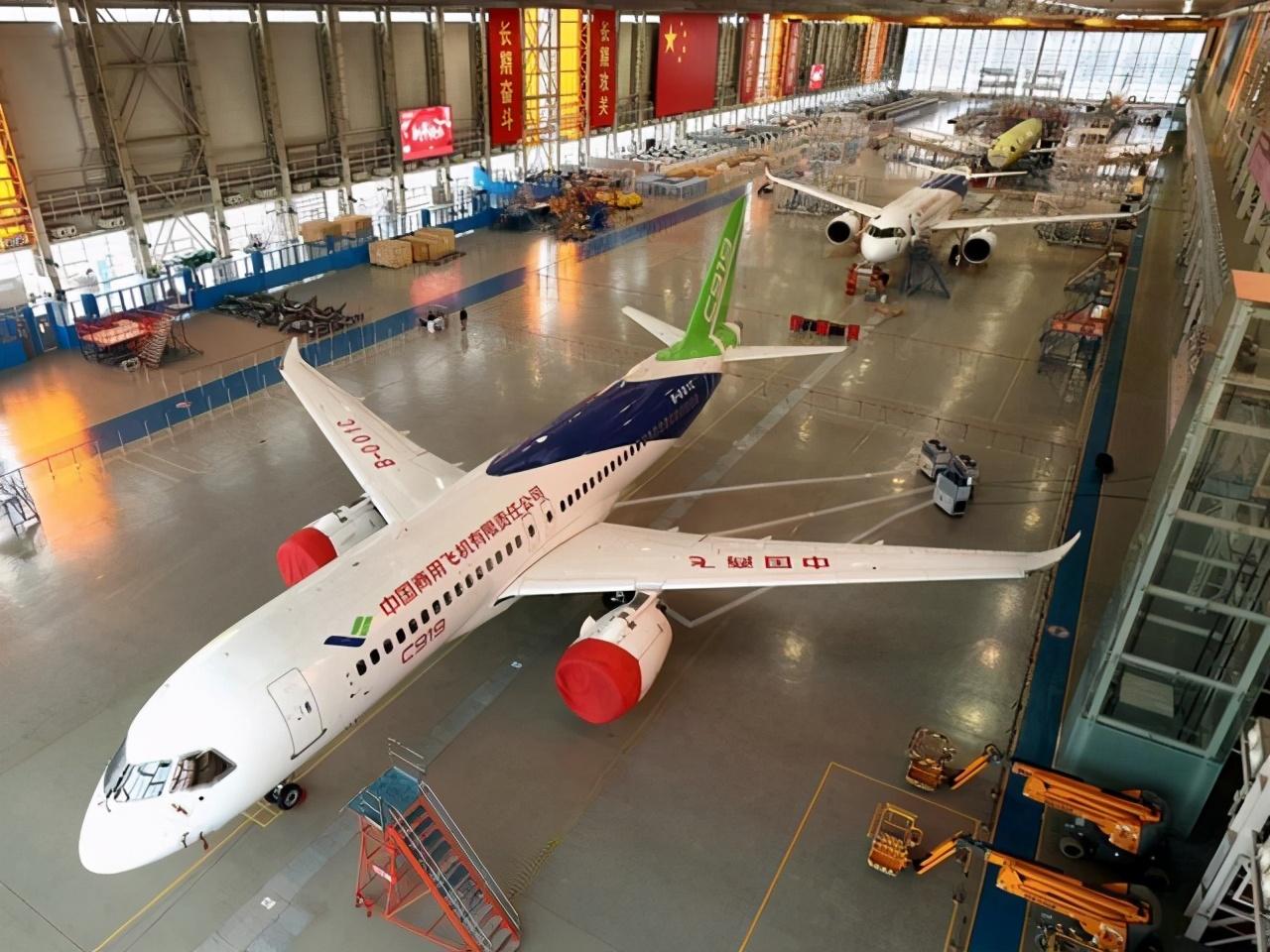 737MAX不想复飞了?美国将制裁中航工业,C919赫然在列