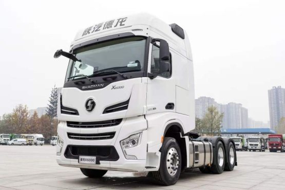 陕汽重卡德龙X6000将亮相2020广州国际商用车展览会