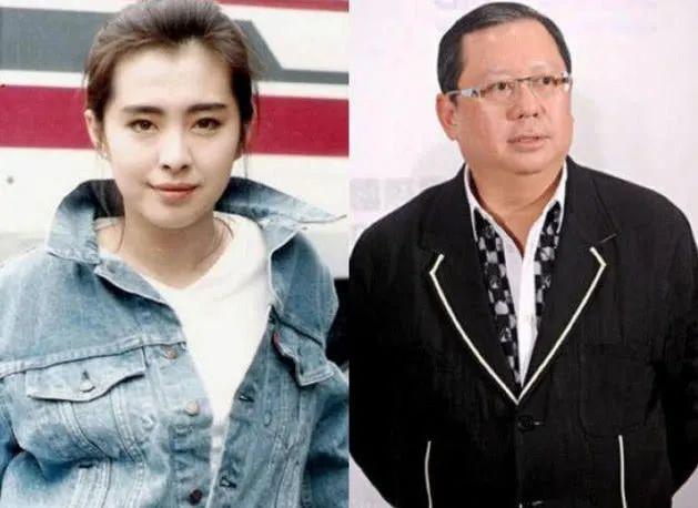 53岁遁入空门带发修行的王祖贤,近照美艳动人,发量多到令人羡