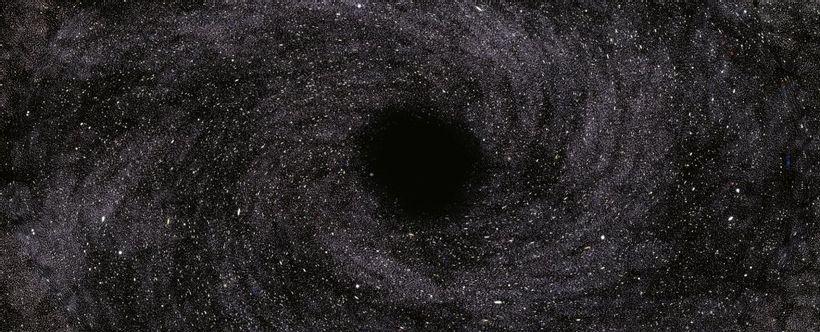 超巨型黑洞,质量可达太阳的100亿亿倍,我们能找到这种黑洞吗