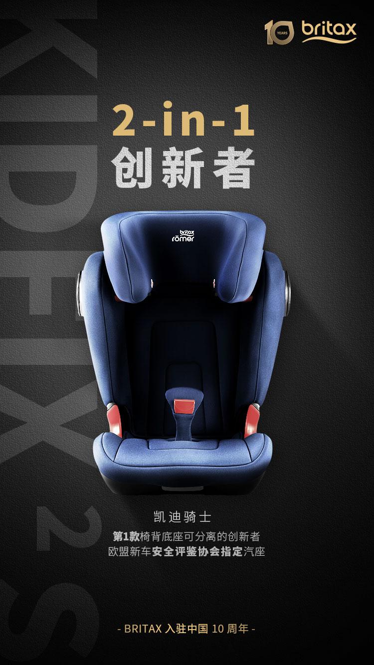 Britax进驻中国十<font color=red>周年</font>:你的宝宝还被抱着乘车吗?