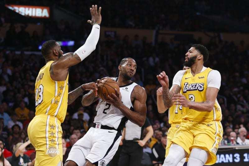 NBA为了赚钱不管湖人了?5亿诱惑难以抗拒,勇士篮网或成赢家