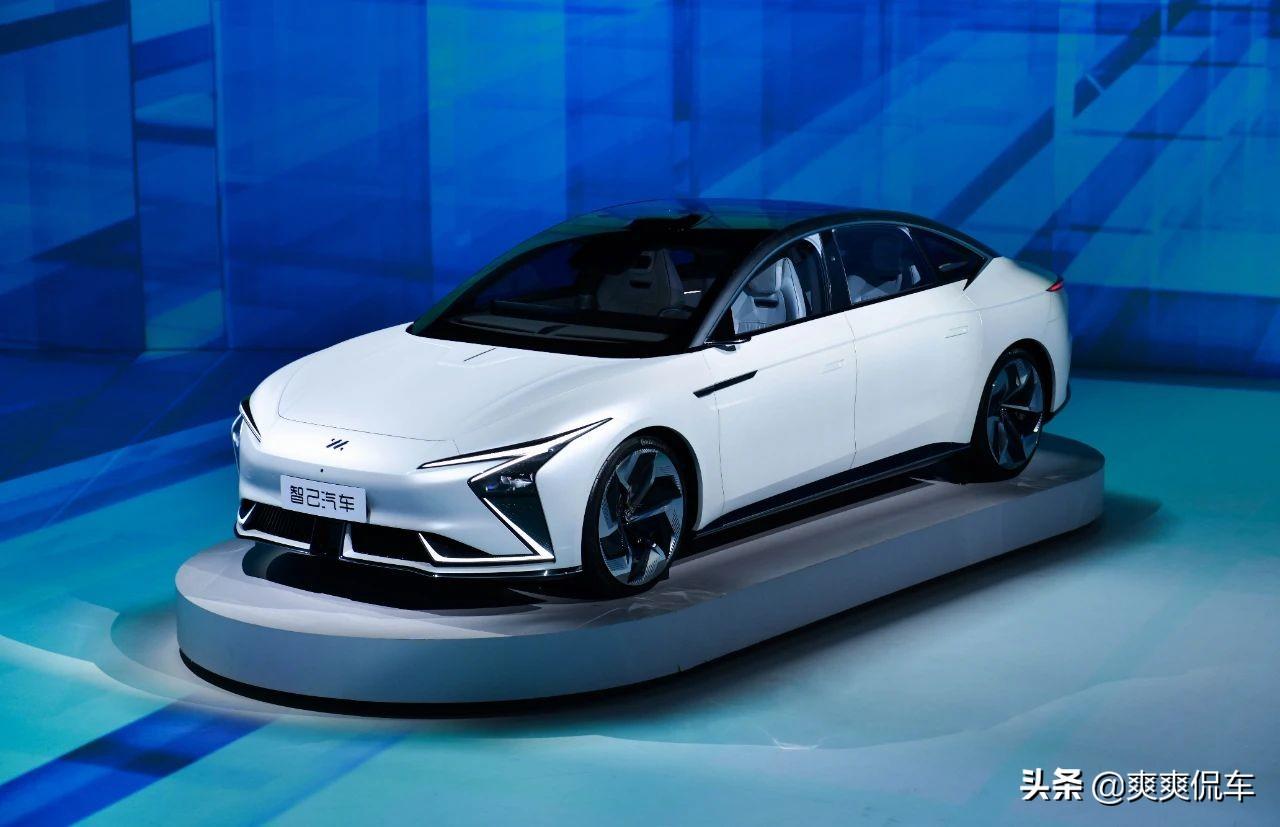 IM智己新势力,智能时代,汽车该有的样子!