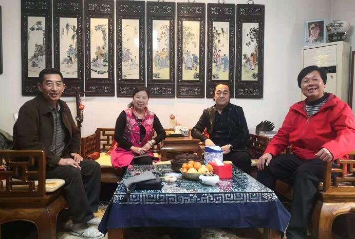 研讨中国优秀文化传承献礼建党100周年