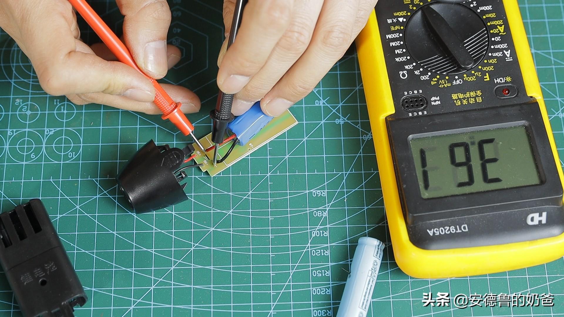 电推子全部拆开图解(理发器刀头安装步骤图)