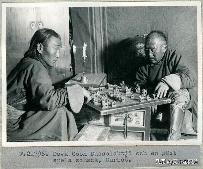 1914年的内蒙古是什么样?且看这组老照片