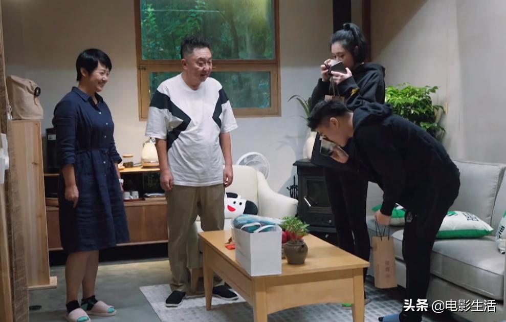"""《幸福三重奏3》选对人了!吴京""""戏精""""附体,何猷君表现太真实"""