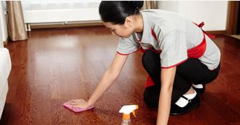 家庭打扫卫生如何做?高效卫生两步走 家务卫生 第1张