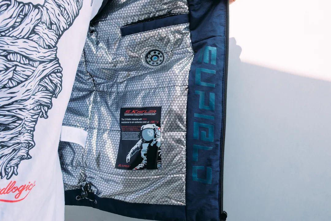 全国寒潮来袭,3mm宇航服黑科技布料,竟能抗住-196℃极寒
